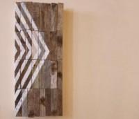 Directional Wood Art Uncovet