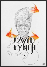 DAVID LYNCH: Illustration