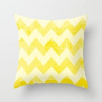 Chevron World Throw Pillow by Catherine Holcombe | Society6