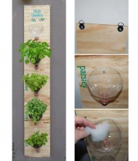 DIY Plastic Bottle Herb Garden DIY Projects | UsefulDIY.com