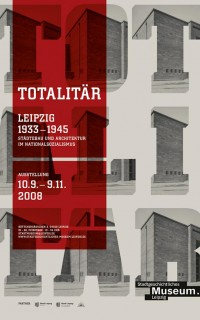 gourdin & müller: totalitarian architecture exhibit
