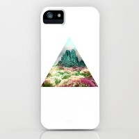 Triangle iPhone & iPod Case by pascal | Society6