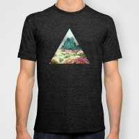 Triangle T-shirt by pascal+ | Society6