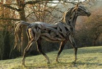 Heather Jansch - Devon, UK Artist - Sculptors - Artistaday.com