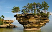 Turnip Rock Michigan - United States ~ @mytravelmanual