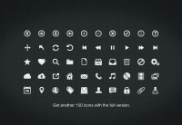 Insignia Lite Vector Icons (Free) | MediaLoot