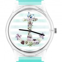 eu.Fab.com | Floral Anchor Watch Unisex