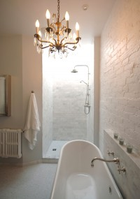 before & after: elegant bathroom makeover | Design*Sponge