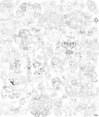 Sketchbook 4 by `pacman23