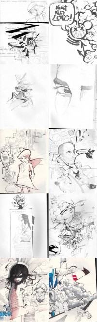 oO sketchbook2 Oo by `pacman23