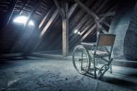 1X - in the attic by Sven Fennema