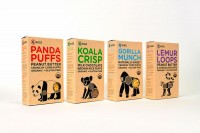 Student Spotlight: Envirokidz Organic Cereal Brands - The Dieline -
