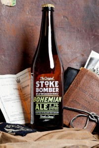 Stoke Beer - The Dieline -