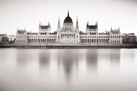 The Parliament at dawn by ~sican