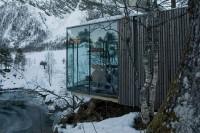 The Juvet Landscape Hotel by Jensen & Skodvin | inspirationfeed.com