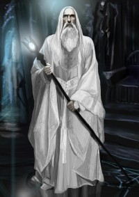 Saruman by ~Mental-Lighton