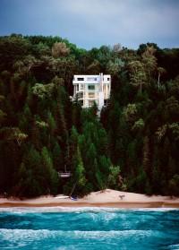 Douglas House, Harbor Springs, Michigan - Scott Frances