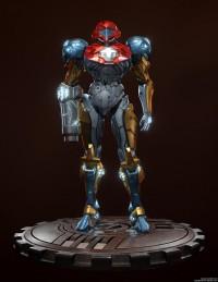 Metroid Tribute - Polycount Forum