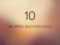10 Free Blurred Backgrounds - Designer First