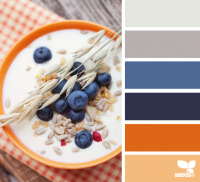 Design Seeds® | for all who ? color | breakfast color