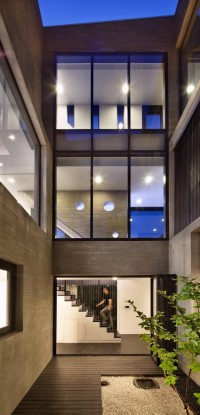 H-House by bang by min   Interior Design and Architecture