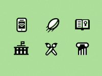 Community Icons by Michael Spitz
