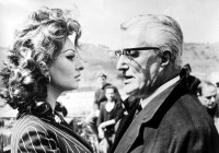 Vittorio De Sica directs Sophia Loren in Matrimonio all'italiana | Flickr - Photo Sharing!