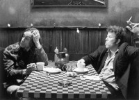 Jim Jarmusch, Coffee and Cigarettes (Tom Waits and Iggy Pop), 2003 | Flickr - Photo Sharing!