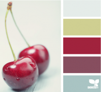 Design Seeds® | for all who ? color | cherry color