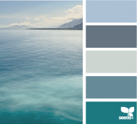 Design Seeds® | for all who ? color | sea blues