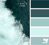 Design Seeds® | for all who ? color | surf tones