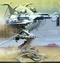 """Robots Robots Robots....""""click,zoom,BANG!"""" by Joe MacCarthy at Coroflot.com"""