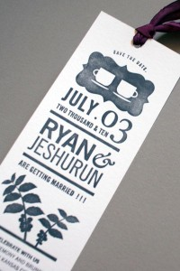 FPO: Ryan and Jeshurun Wedding Invitation