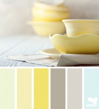 Design Seeds® | for all who ? color | dished palette