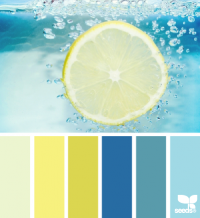 Design Seeds® | for all who ? color | refreshing hues
