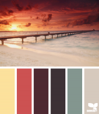 Design Seeds® | for all who ? color | mental vacation