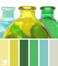 Design Seeds® | for all who ? color | bottled hues