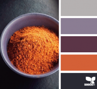 Design Seeds® | for all who ? color | spiced palette