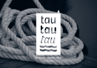 Tau, a typeface inspired by sailing. on Typography Served