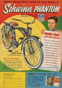 The Schwinn Phantom | Flickr - Photo Sharing!
