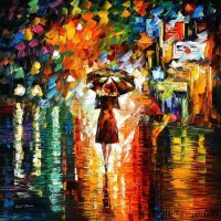 RAIN PRINCESS by *Leonidafremov