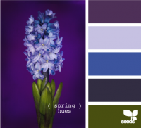 Design Seeds® | for all who ? color | spring hues