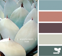 Design Seeds® | for all who ? color | succulent hue