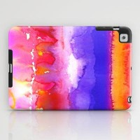 TIE DYE FIRE iPad Case by M?nika Strigel | Society6