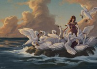 The Wild Swans by ~kelleybean86