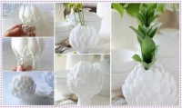 DIY Artichoke Spoon Sculpture DIY Projects | UsefulDIY.com