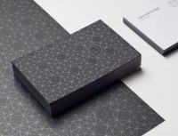 Inspiration: 25 super cool and elegant black business cards - Blog of Francesco Mugnai