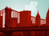 New York by Krystyn Heide