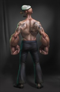 POPEYE_BACK by LeeRomao - Lee Romao - CGHUB