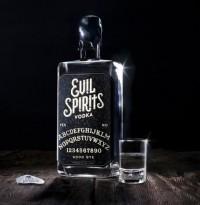Evil Spirits Vodka | Lovely Package